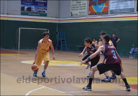 basquet torneo int
