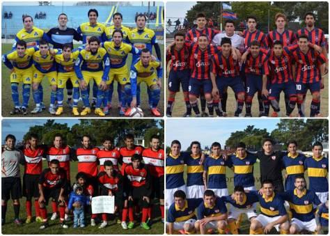 Atlético, San Lorenzo, Defensores del Oeste y el DAM renuevan sus ilusiones para el Torneo Clausura