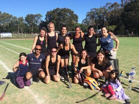 Las chicas del VGRHC siguen sumando experiencia en el torneo Juego Limpio