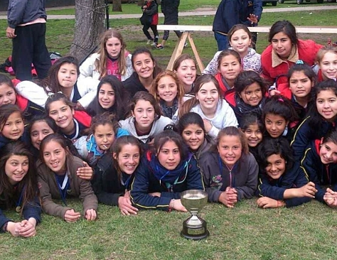 Las chicas del Poli se consagraron campeonas del Torneo Lica 2015 en Mar del Plata