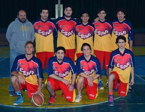 Foto: Facebook Primera del Español Basket