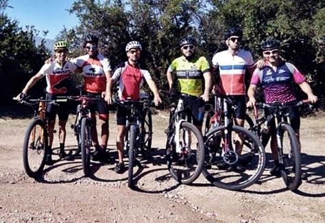 Gesell Ciclista p`resente en una de las pruebas importantes a nivel nacional..jpg