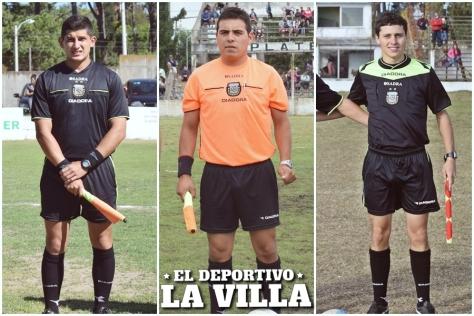 collage arbitros