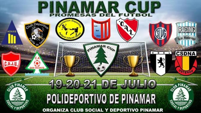 ¡SE VIENE LA PINAMAR CUP!